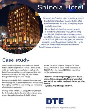 shinola hotel case study
